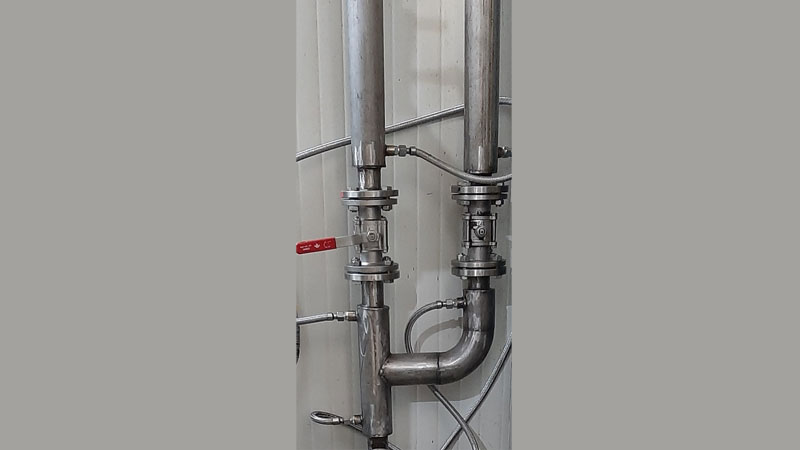Jacketed Piping Contractors